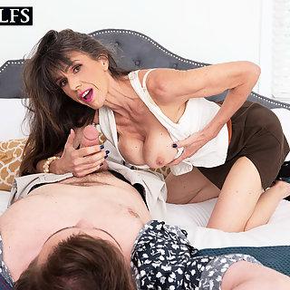 Oma Hängetitten Porno Bilder